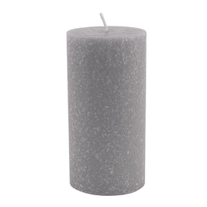 Root Timberline Platinum Pillar Candle