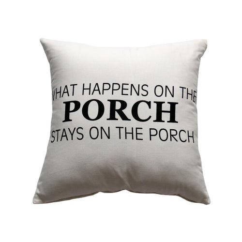Koppers Porch Pillow