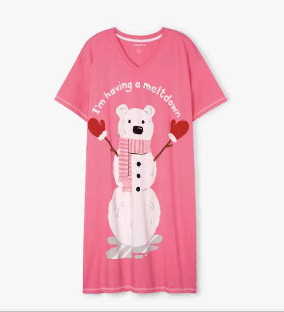 I'm Having a Meltdown Sleepshirt
