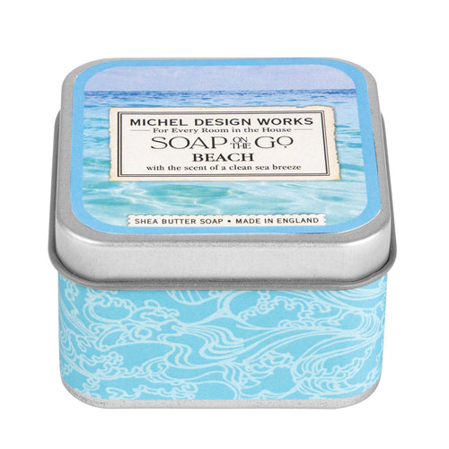 Michel Design Works Beach Soap on the Go