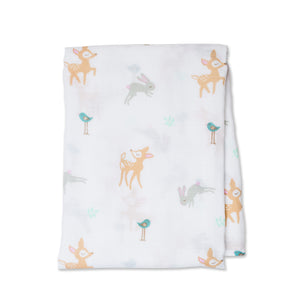 Swaddle Blanket Little Fawn