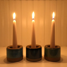 Load image into Gallery viewer, Tealight Taper Holder Trio