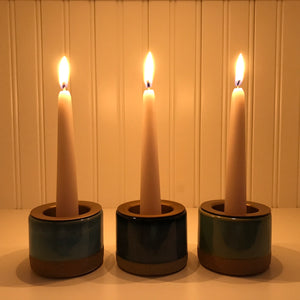 Tealight Taper Holder Trio