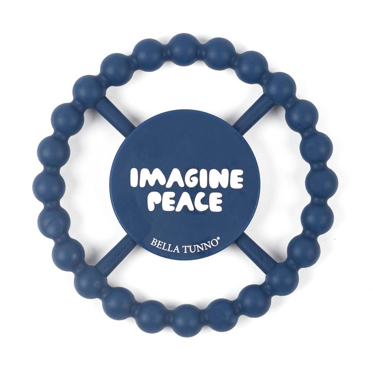 Happy Teether Imagine Peace