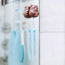 Load image into Gallery viewer, Toothbrush Holder Bear