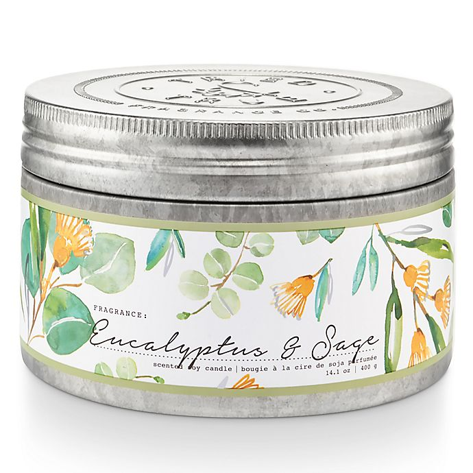 Tried and True Eucalyptus & Sage
