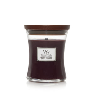 Candle Jar WoodWick - Velvet Tobacco