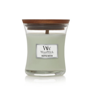 Woodwick Candle Whipped Matcha