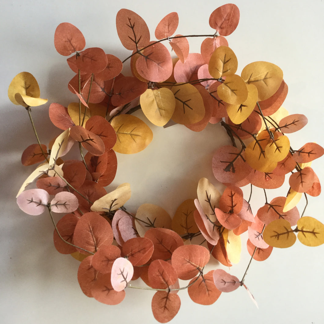Eucalyptus Wreath / Candle Ring