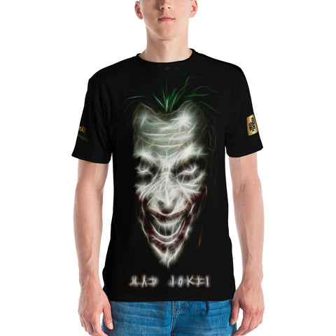 A Joker Neon - Men's T-shirt - ArtOnAll