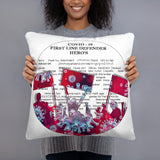 Thank you Defenders - Basic Pillow - ArtOnAll