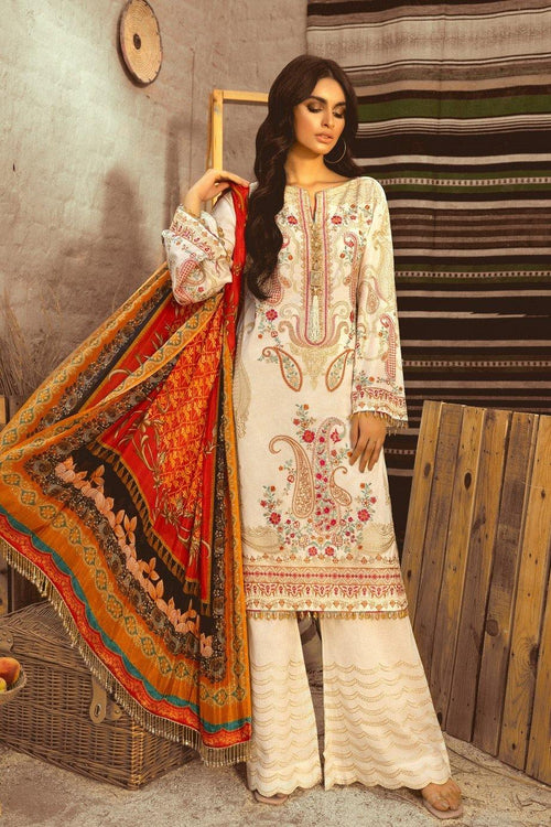 Semi Formal Lawn - Day Majestic (MML-04)
