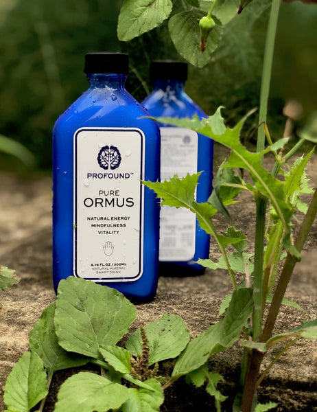 Ormus for plants