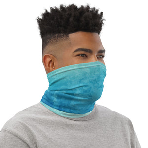 Blue Water Neck Gaiter