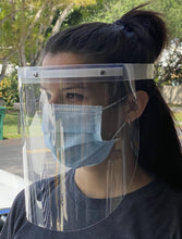 Load image into Gallery viewer, Plastic Face Shield - Unassembled* REUSABLE