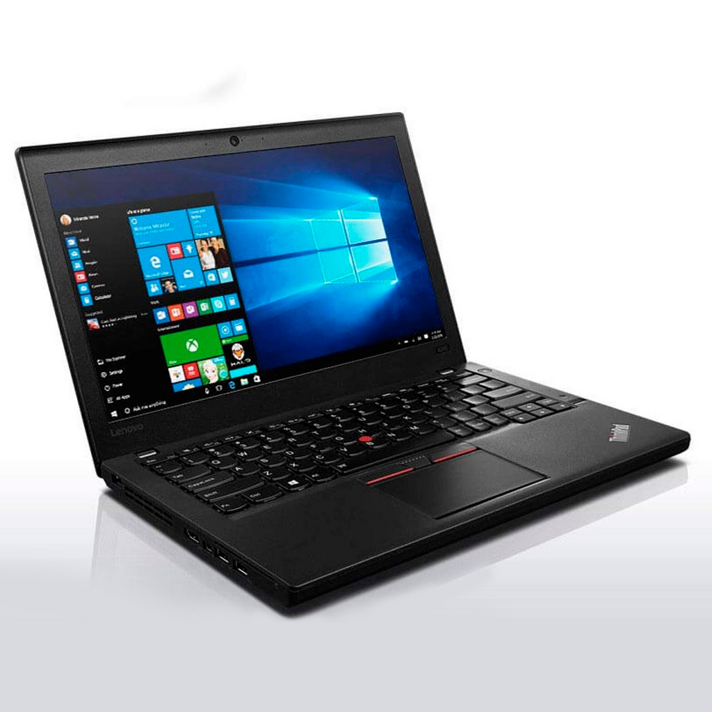 "NoteBook Ultrabook Lenovo ThinkPad x260 12.5"" intel Core i5 8Gb 256GB SSD WebCam Win10 Reacondicionado Grado B"