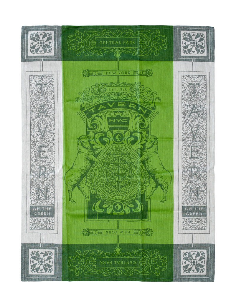 French Jacquard Dish Towel