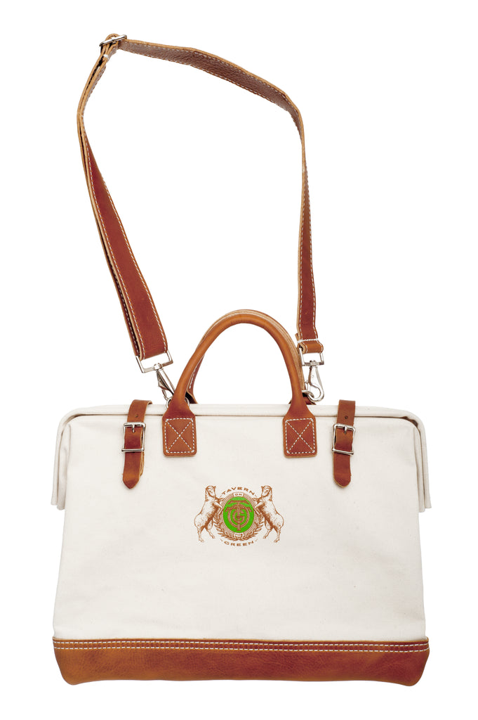 Tavern on the Green  Men's Mason Bag