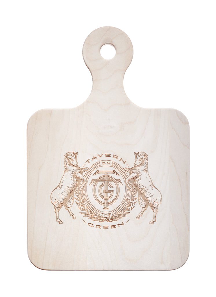 Square Cutting Board Maple Wood