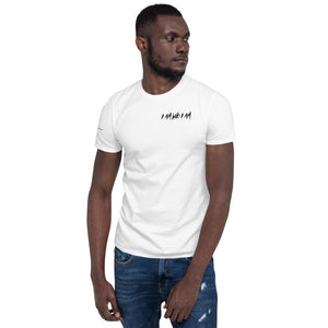 "David Hernandez ""I AM WHO I AM"" Short-Sleeve Unisex T-Shirt"