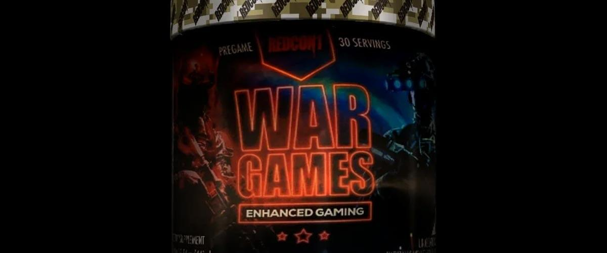 Redcon1 Enters The Gaming Category With War Games