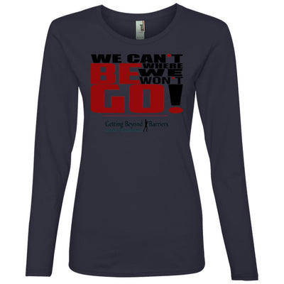 884L Ladies' Lightweight LS T-Shirt - GBB Inspirations