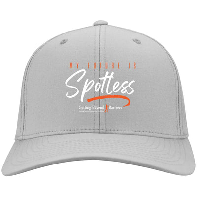CP80 Twill Cap-My Future Is Spotless - GBB Inspirations