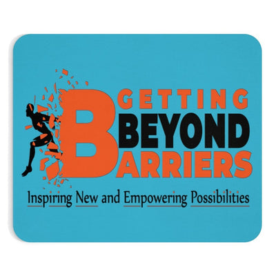 Mousepad-Getting Beyond Barriers - GBB Inspirations