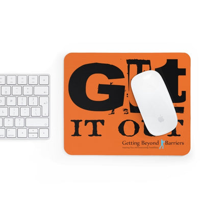 Mousepad-Gut It Out - GBB Inspirations