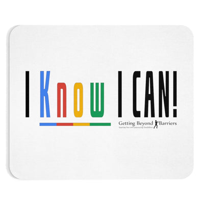 Mousepad-I Know I Can! - GBB Inspirations