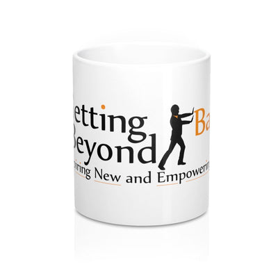 Mug 11oz-Getting Beyond Barriers - GBB Inspirations