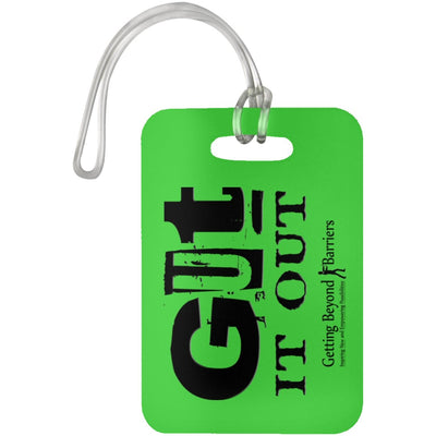 UN5503 Luggage Bag Tag - GBB Inspirations
