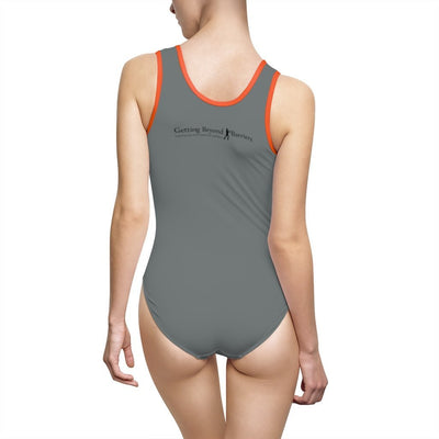 Women's Classic One-Piece Swimsuit-This Is My Year - GBB Inspirations