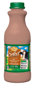 Kemps chocolate milk pint
