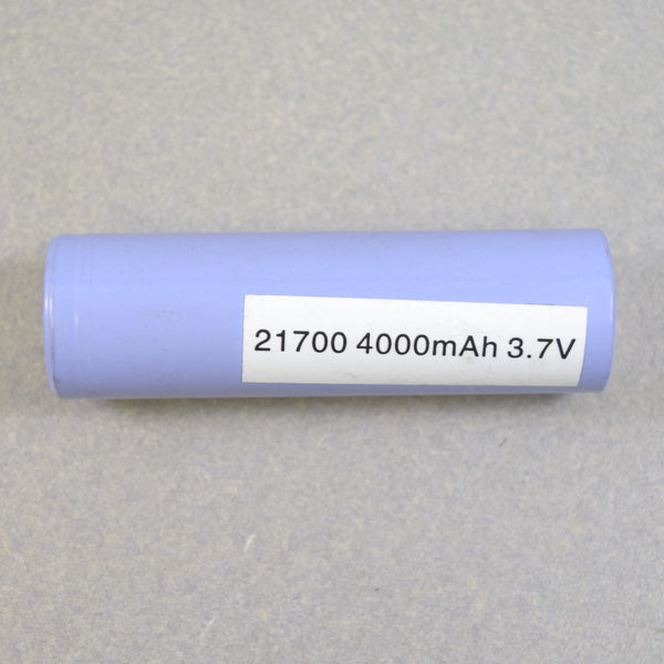 Lot of 80) Samsung 40T 21700 4000mAH 3.7V Lithium Battery