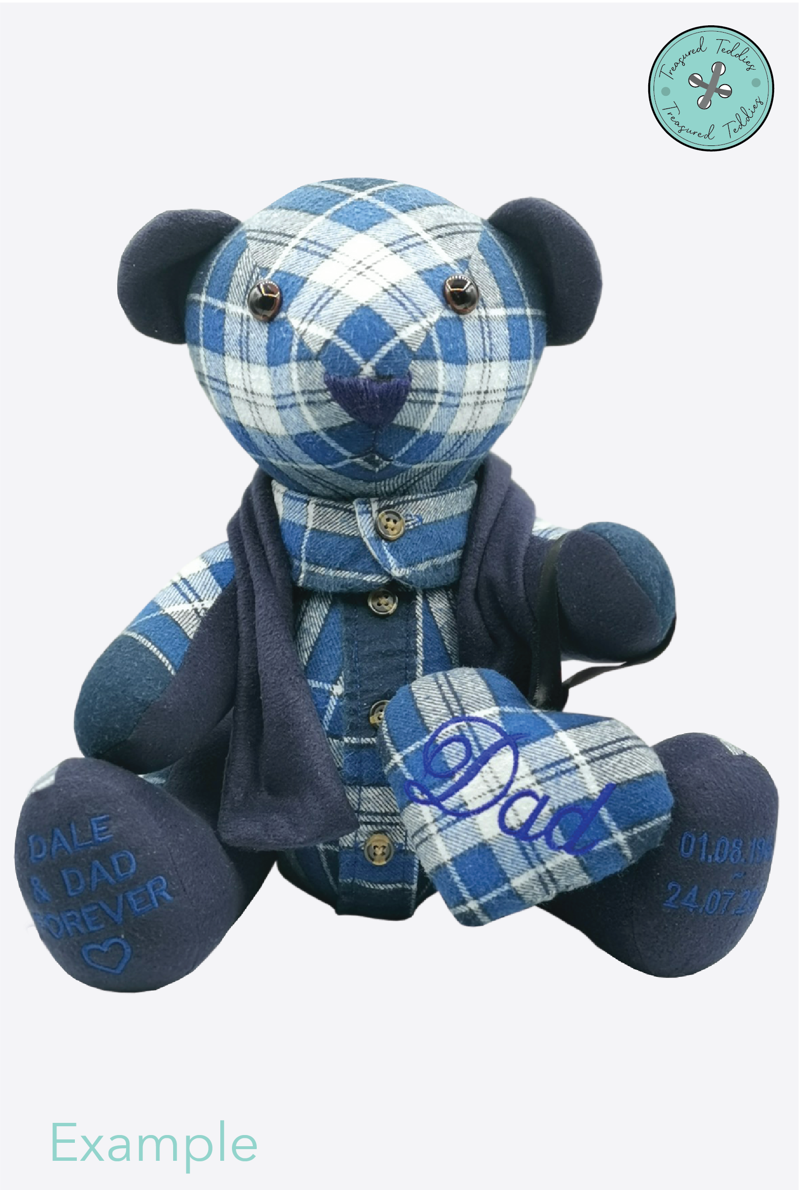 Bereavement Memory Bear or Bunny