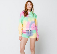 Load image into Gallery viewer, Aura Crop Hoodie