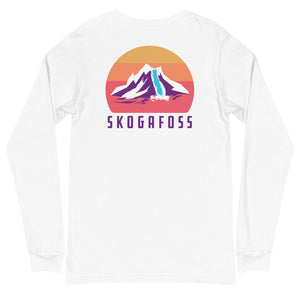 Retro Long Sleeve T-Shirt
