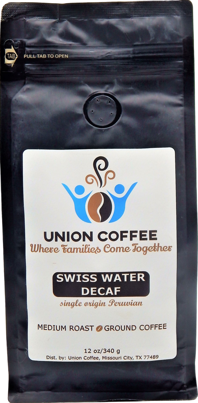 Swiss Water Decaf
