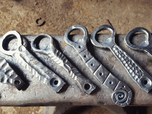 Forged Iron Beer Bottle Opener