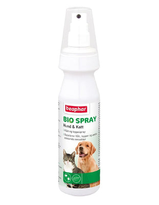 BIO SPRAY HUND/KATT 150ML