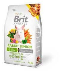 Brit Animals  RABBIT JUNIOR Complete 300