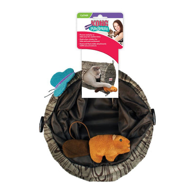KONG Cat Play Spaces Burrow