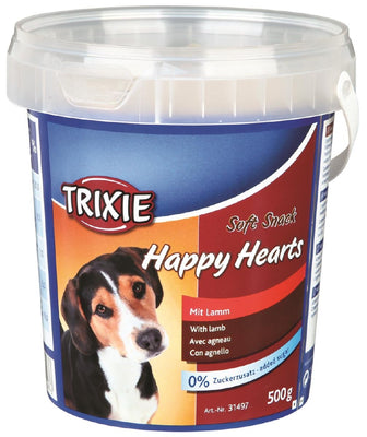 Soft Snack Happy Hearts, 500 g