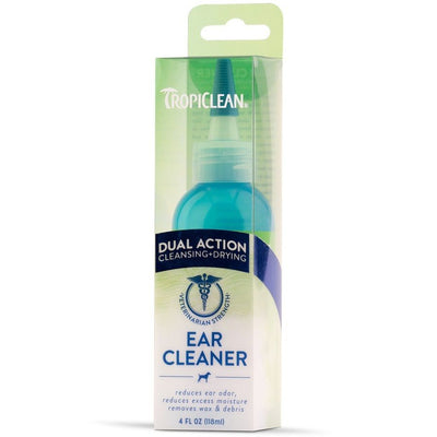 DUAL ACTION EAR CLEANER 118ML
