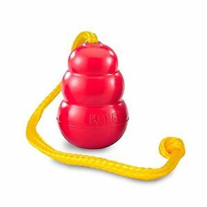 KONG Classic w/Rope, medium, T2FE