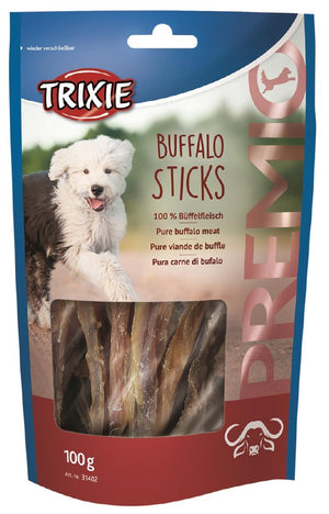 Premio Buffalo-Sticks, 100 g