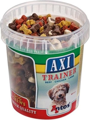 AXI TRAINER MIX 450GR BURK