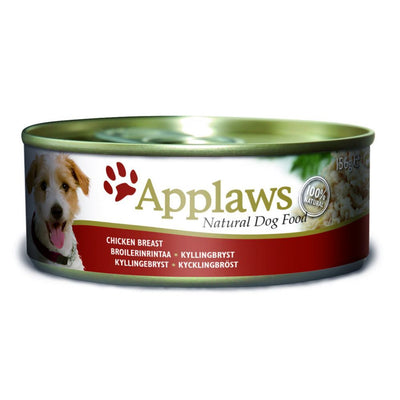 Applaws hund konserv Chicken&Rice 156g