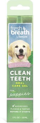 CLEAN TEETH ORAL CARE GEL FOR PUPPIES
